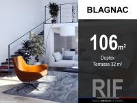 T5 de 106 m² avec terrasse de 32 m²