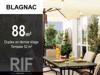 T4 de 88 m² avec terrasse 52 m²