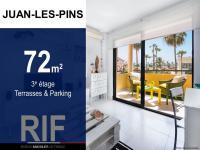 T3 de 72 m² avec terrasses
