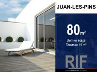 T4 de 80 m² avec terrasse
