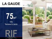 Villa T3 de 75 m² avec jardin