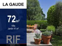 Villa T3 de 72 m² avec jardin de 41 m²
