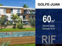 T3 60 m² avec terrasse
