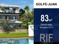 T4 83 m² avec terrasses