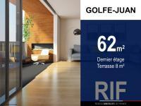 T3 de 62 m² avec terrasse