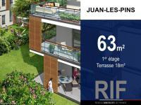 T3 de 63 m² avec terrasse