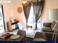 T3 63 m² avec terrasse et jardin de 273 m²