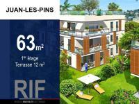 T3 63 m² avec terrasse