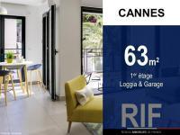 T3 63 m² avec loggia et garage