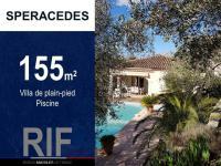 Villa provençale de 155 m² avec piscine et garage