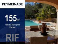 Villa provençale T6 155 m² avec piscine et garage
