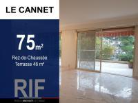 T2 de 75 m² avec terrasses