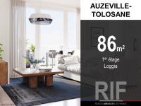 T4 de 86 m² avec loggia