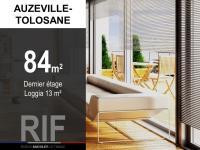 T4 de 84 m² avec loggia