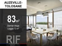 T4 de 83 m² avec loggia