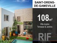 Villa T5 de 108 m²