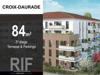 T4 de 84 m² avec terrasse