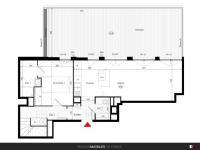 T5 de 136 m² avec terrasse panoramique