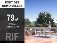 T4 de 79 m² avec terrasse 121 m²