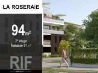 T4 de 94 m² avec terrasse
