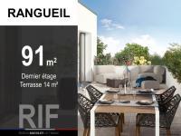 T4 de 91 m² avec terrasse