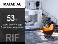 Duplex de 53 m² avec terrasse