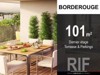T4 de 101 m² avec terrasse et parkings