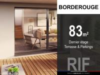 T4 de 83 m² avec terrasse et parkings