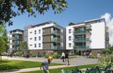 Bel appartement de type T4 de 73 m² au centre de Saint Alban Leysse