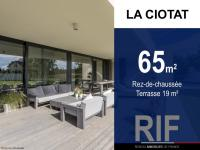 T3 de 65 m² avec terrasse