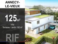 Villa T5 de 124 m² avec terrasse et jardin