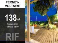 T5 de 138 m² avec terrasse de 71 m²