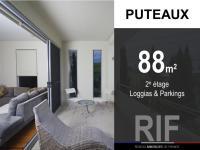 T4 de 88 m² avec loggias et parkings