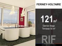 T5 de 121 m² avec terrasse de 50 m²