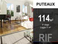 T5 de 114 m² avec loggia 11 m²