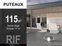 T5 de 115 m² avec terrasse de 117 m²