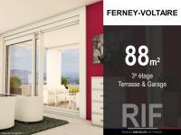 T4 de 88 m² avec terrasse et garage