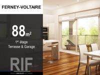 Appartement T4 de 88 m² avec terrasse et garage