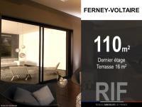 Appartement T4 de 110 m² avec terrasse