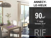 T4 de 90 m² avec terrasse 18 m²