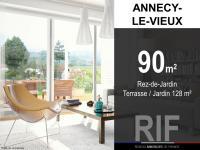 T4 de 90 m² avec terrasse et jardin