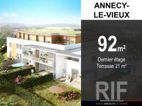 T4 de 92 m² avec terrasse 21 m²