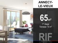 T3 de 65 m² avec terrasse de 15 m²