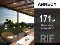 Appartement T6 de 171 m² avec terrasses de 60 m²