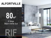T4 de 80 m² avec séjour orienté Sud