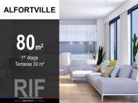 T4 de 80 m² avec terrasse 30 m²