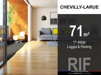 T4 de 71 m² avec loggia et parking