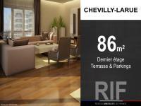 T4 de 86 m² avec terrasse et parkings
