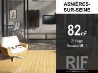 T4 de 82 m² avec terrasse de 56 m²