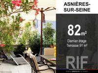 T4 de 82 m² avec terrasse de 91 m²